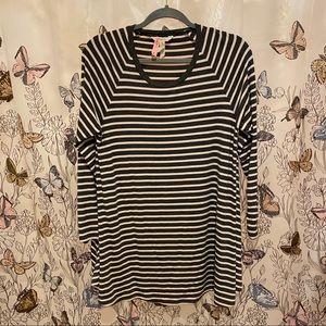 COPY - Matilda Jane striped long sleeve top